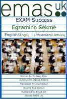 Exam Success: English/ Anglu Lithuanian/Lietuviu (Paperback)