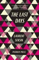 The Last Days (Paperback)