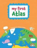 My First Atlas: No. 4 - My First (Hardback)