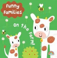 Funny Families - On the Farm - Funny Families (Hardback)