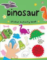 Sticker Activity Book - Dinosaur - Sticker Activity Book (Paperback)