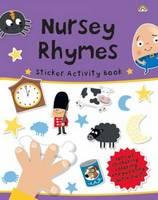 Sticker Activity Book - Nursery Rhymes - Sticker Activity Book (Paperback)