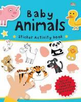 Sticker Activity Book Baby Animals - Sticker Activity Book (Paperback)