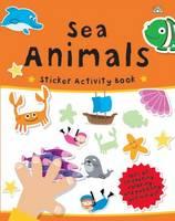 Sticker Activity Book Sea Animals - Sticker Activity Book (Paperback)