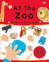 Sticker Activity Book at the Zoo - Sticker Activity Book (Paperback)