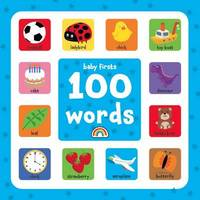 First 100 Words - Baby Firsts (Hardback)