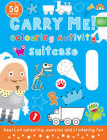 Carry Me!: Colouring Activity Book (Boys) (Paperback)
