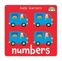 Baby Learners - Numbers - Baby Learners (Board book)