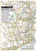 Sidmouth Walking Map - walking map 42 (Sheet map, folded)