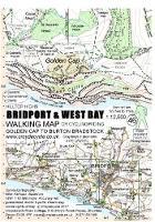 Bridport & West Bay Walking Map: Golden Cap to Burton Bradstock - walking map 46 (Sheet map, folded)