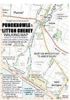 Puncknowle & Litton Cheney Walking Map: Burton Bradstock to Abbotsbury - walking map 47 (Sheet map, folded)