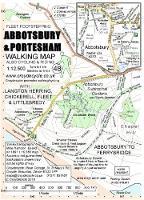 Abbotsbury & Portesham Walking Map: Abbotsbury to Ferrybridge - walking map 48 (Sheet map, folded)