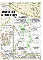 Dulverton & Tarr Steps Walking Map: Withypool to Brushford - walking map 56 (Sheet map, folded)