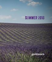 Summer 2016 Magazine - Goldmark Magazine 1 (Paperback)