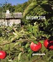 Autumn 2016 Magazine - Goldmark Magazine 2 (Paperback)