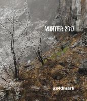 Winter 2017 Magazine - Goldmark Magazine 3 (Paperback)
