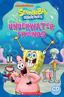 Spongebob Squarepants: Underwater Friends - Popcorn starter readers