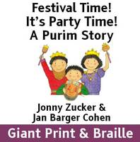 It's Party Time!: A Purim Story (Paperback)