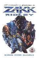 The Intergalactic Adventures of Zakk Ridley (Hardback)