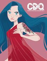 Character Design Quarterly 4: Visual Development | Illustration | Concept Art (Paperback)