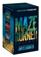 The Maze Runner Series - Maze Runner (Paperback)