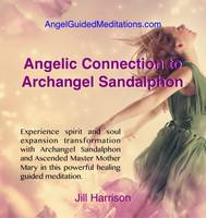 Archangel Connection to Archangel Sandolphon (CD-Audio)