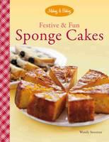 Festive & Fun Sponge Cakes (Paperback)
