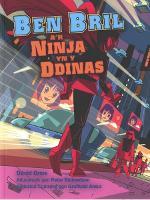 Ben Bril a'r Ninja yn y Ddinas (Paperback)