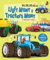 Llyfr Mawr y Tractors Mawr (Hardback)