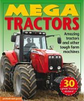Mega Tractors - Mega Books (Paperback)