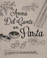 Anna Del Conte On Pasta (Hardback)