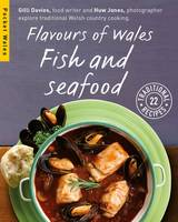 Flavours of Wales: Fish and Seafood - Pocket Wales (Paperback)