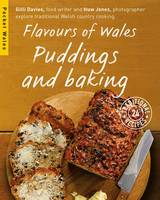Flavours of Wales: Puddings and Baking - Pocket Wales (Paperback)
