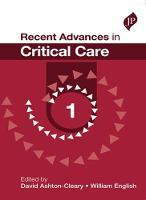 Recent Advances in Critical Care: 1 (Paperback)