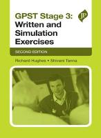 GPST Stage 3, 2nd Ed: Written and Simulation Exercises (Paperback)