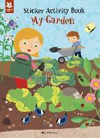 My Garden Sticker Activity Book