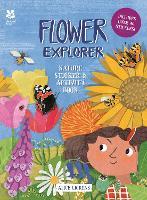 Flower Explorer: Sticker & Activity Book (Paperback)