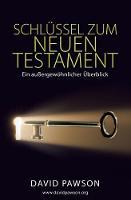 Schl ssel Zum Neuen Testament (Paperback)