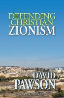 Defending Christian Zionism (Paperback)