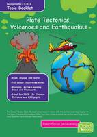 Plate Tectonics, Volcanoes & Earthquakes: Topic Pack