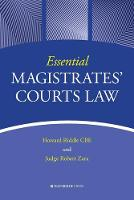 Essential Magistrates' Courts Law