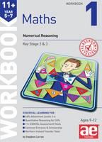 11+ Maths Year 5-7 Workbook 1: Numerical Reasoning (Paperback)