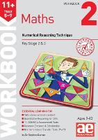 11+ Maths Year 5-7 Workbook 2: Numerical Reasoning (Paperback)