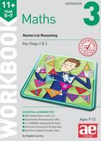 11+ Maths Year 5-7 Workbook 3: Numerical Reasoning (Paperback)