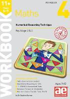 11+ Maths Year 5-7 Workbook 4: Numerical Reasoning (Paperback)