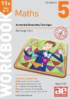 11+ Maths Year 5-7 Workbook 5: Numerical Reasoning (Paperback)
