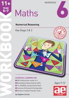 11+ Maths Year 5-7 Workbook 6: Numerical Reasoning (Paperback)