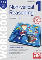 11+ Non-verbal Reasoning Year 5-7 Workbook 1: Including Multiple-choice Test Technique (Paperback)