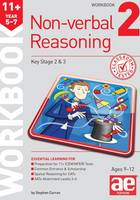 11+ Non-verbal Reasoning Year 5-7 Workbook 2: Including Multiple-choice Test Technique (Paperback)