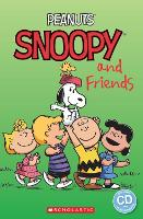 Peanuts: Snoopy and Friends - Popcorn Readers